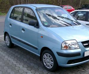 Hyundai Atos Flower photo 9