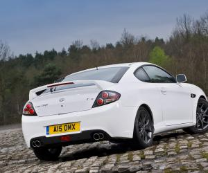 Hyundai Coupe photo 1