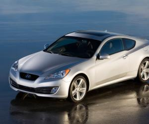Hyundai Genesis Coupe photo 1