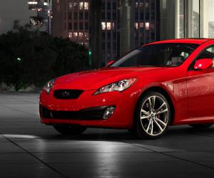 Hyundai Genesis Coupe photo 2