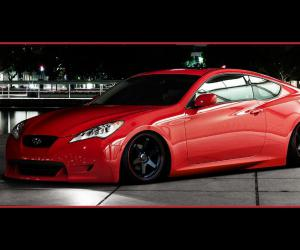Hyundai Genesis Coupe photo 6