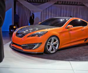 Hyundai Genesis Coupe photo 13