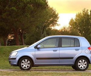 Hyundai Getz photo 1