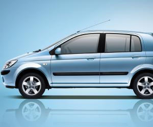 Hyundai Getz photo 3