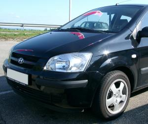 Hyundai Getz photo 4