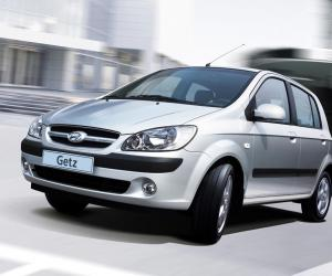 Hyundai Getz photo 5
