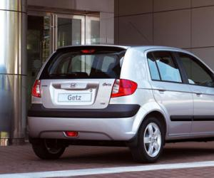 Hyundai Getz photo 6