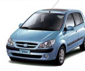 Hyundai Getz photo 7