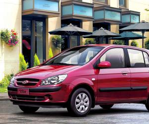 Hyundai Getz photo 8