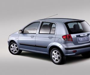Hyundai Getz photo 9