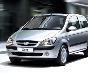 Hyundai Getz photo 10