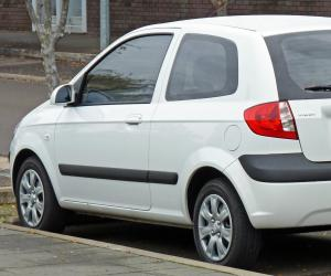 Hyundai Getz photo 11