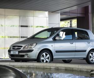 Hyundai Getz photo 12