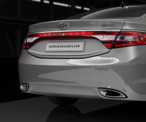 Hyundai Grandeur photo 1