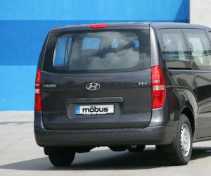 Hyundai H1 Travel photo 7