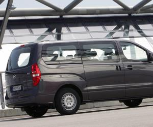 Hyundai H1 Travel photo 9
