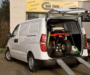 Hyundai H1 Travel photo 11