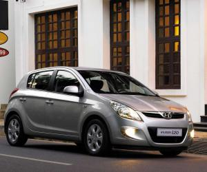 Hyundai i20 photo 1