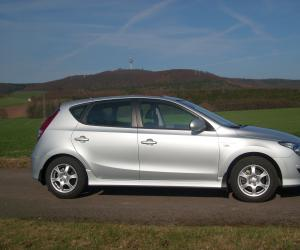 Hyundai i30 blue photo 7