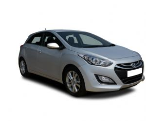 Hyundai i30 blue photo 9