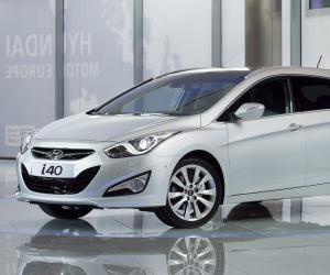 Hyundai i40cw photo 7