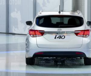 Hyundai i40cw photo 10