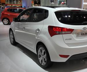 Hyundai ix20 photo 1