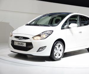 Hyundai ix20 photo 9