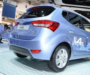 Hyundai ix20 photo 11