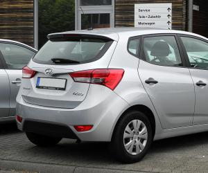 Hyundai ix20 photo 14