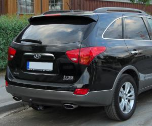 Hyundai ix55 photo 1
