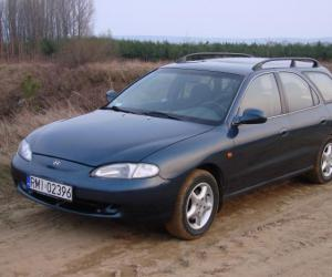 Hyundai Lantra photo 11