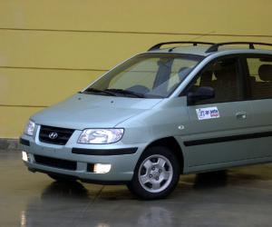Hyundai Matrix photo 1