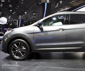 Hyundai Santa Fe photo 1