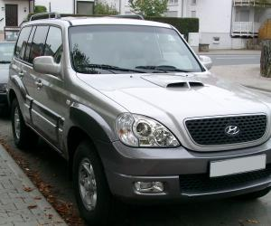 Hyundai Terracan photo 1