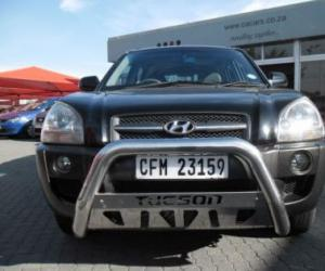 Hyundai Tucson 2.0 CRDi photo 6