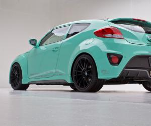 Hyundai Veloster photo 5