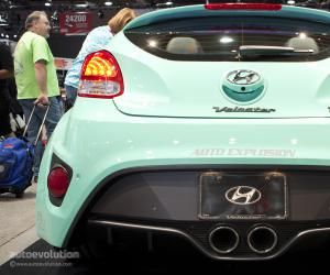Hyundai Veloster photo 6