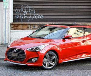 Hyundai Veloster photo 7