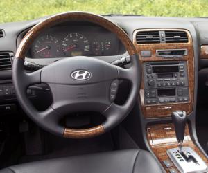Hyundai XG350 photo 4