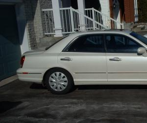 Hyundai XG350 photo 9