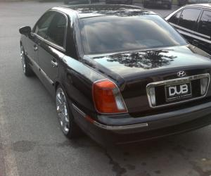 Hyundai XG350 photo 10