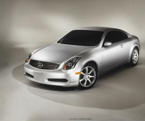 Infiniti G Coupé photo 7