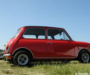 Innocenti Mini Cooper photo 7