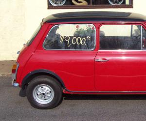 Innocenti Mini Cooper photo 11