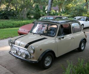 Innocenti Mini Cooper photo 14