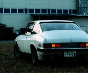 Isuzu 117 Coupé photo 6