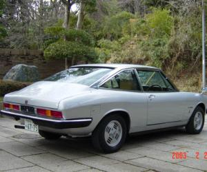 Isuzu 117 Coupé photo 7