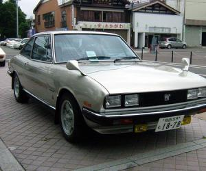 Isuzu 117 Coupé photo 13