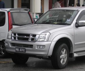 Isuzu D-Max photo 1